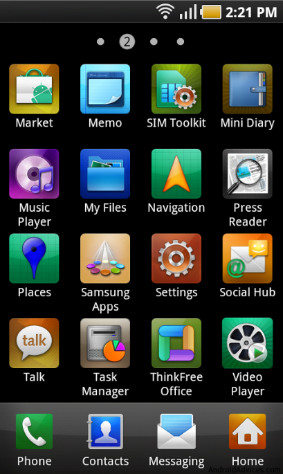 Android Screenshot 1