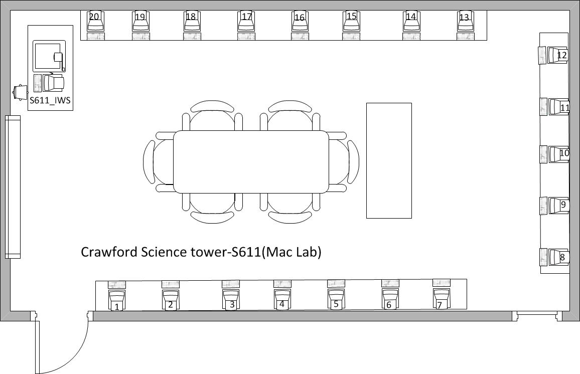 Crawford Science Tower-S611